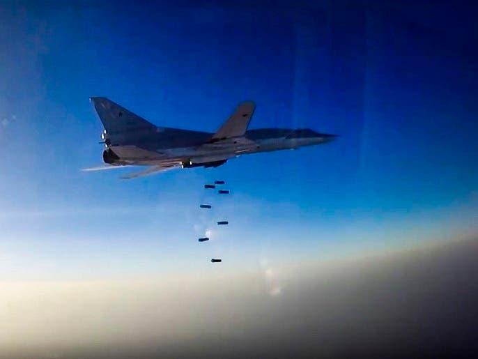 روسيا تضرب داعش في البادية.. مقتل 21