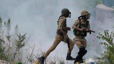 مقبوضہ کشمیر: جھڑپوں اور فورسز کی کارروائیوں میں 100 افراد زخمی