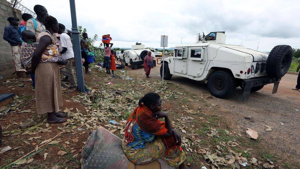South Sudan (Eric Kanalstein/UNMISS via AP)