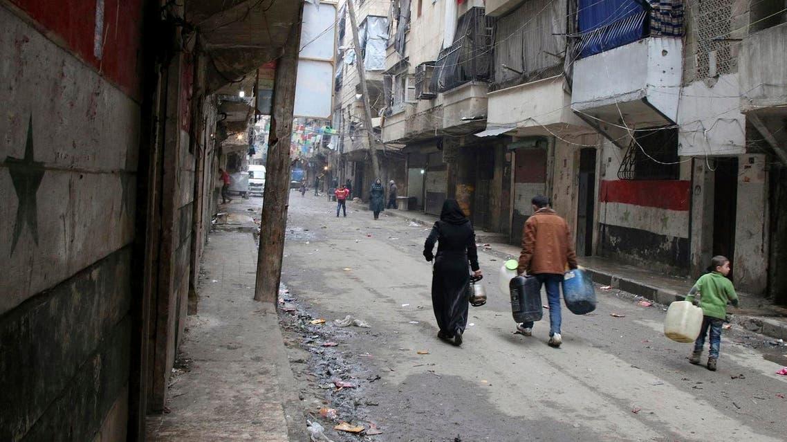 Aleppo, AP