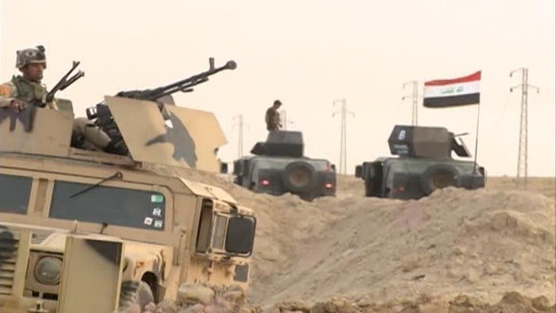 THUMBNAIL_ الجيش العراقي والبيشمركة يتسابقان جنوبا وشرقا