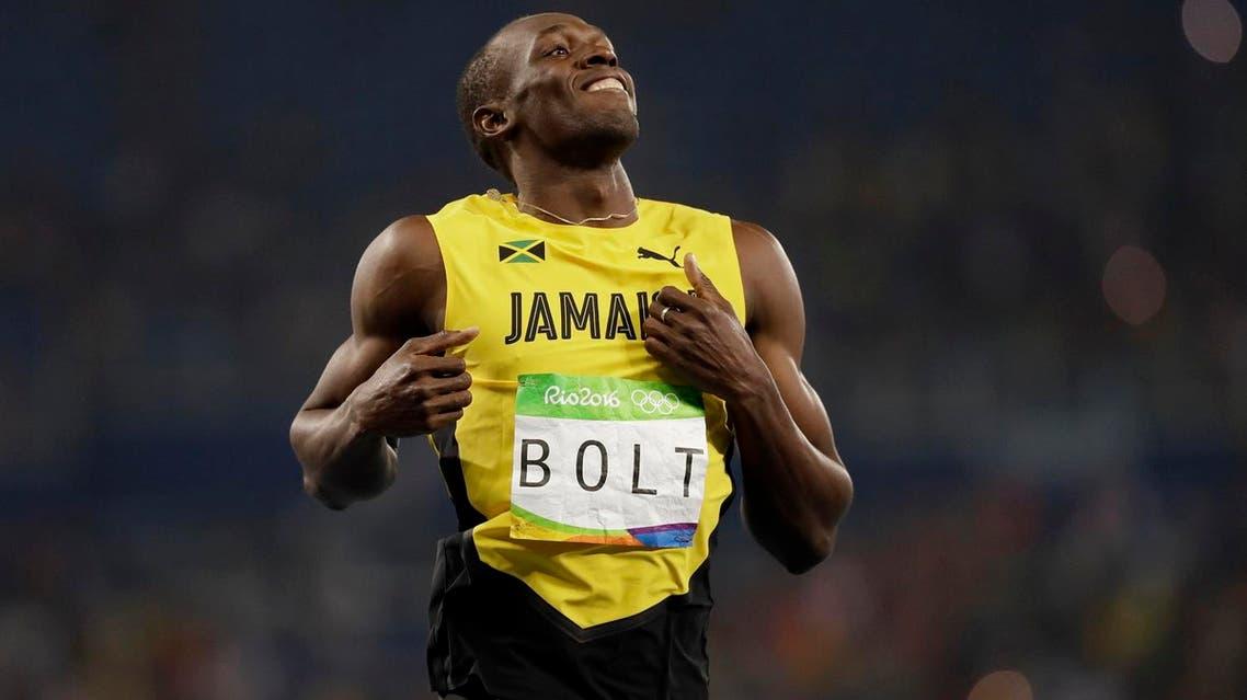 Usain Bolt, AP
