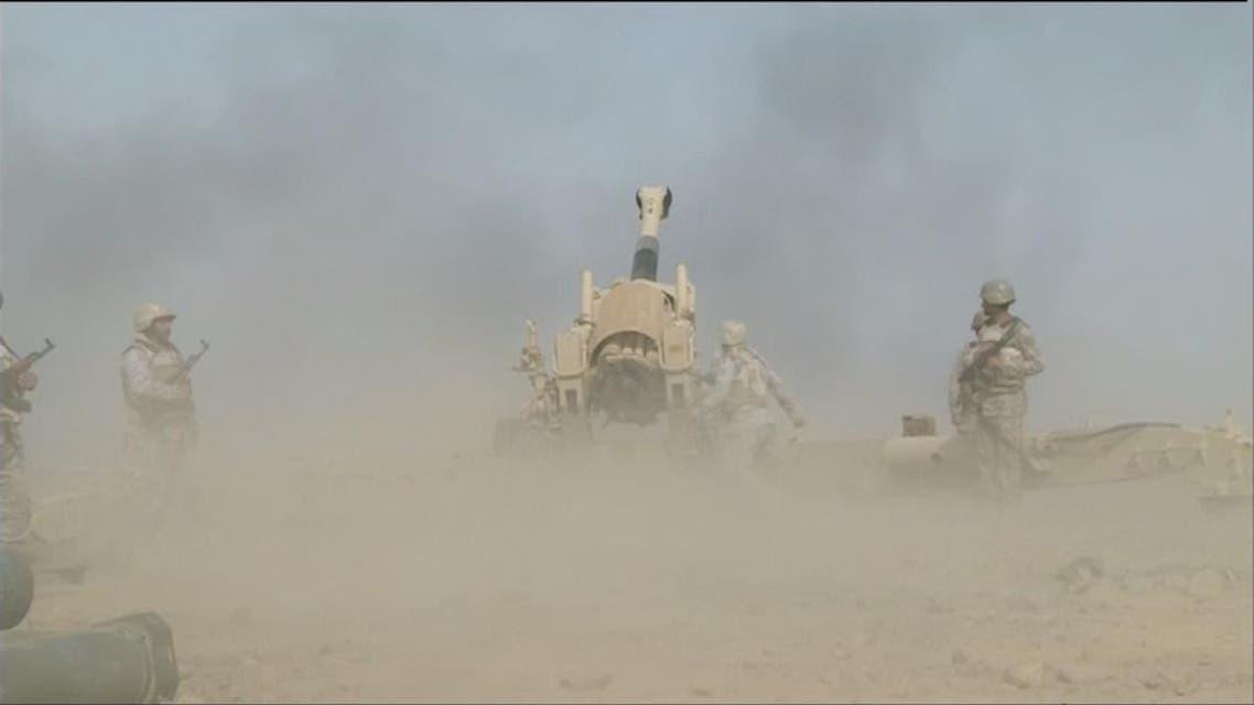 THUMBNAIL_ القوات السعودية بالمرصاد لكل تحركات ميليشيات الحوثي وصالح