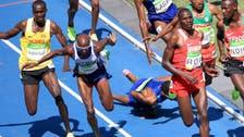 UK's Mo Farah survives scare to reach Rio 5,000m final