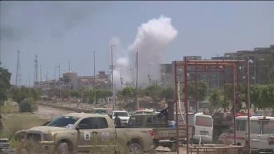 ليبيا.. غارات أميركية على الحيين الأول والثالث في سرت