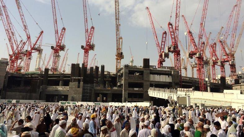 Muslim crane