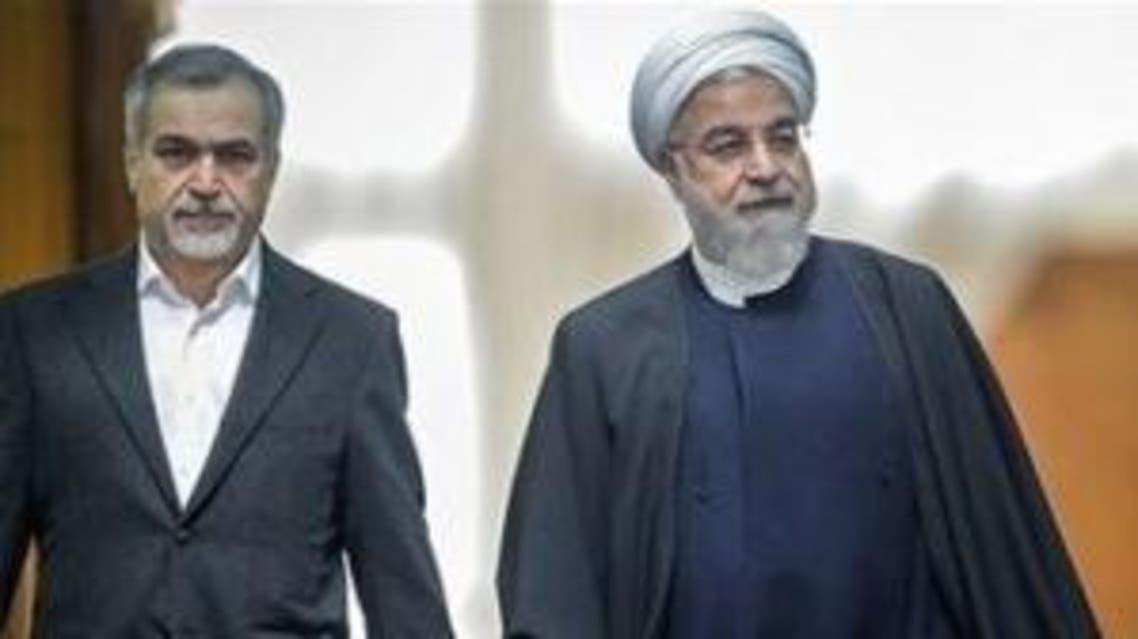 روحانی و حسین فریدون