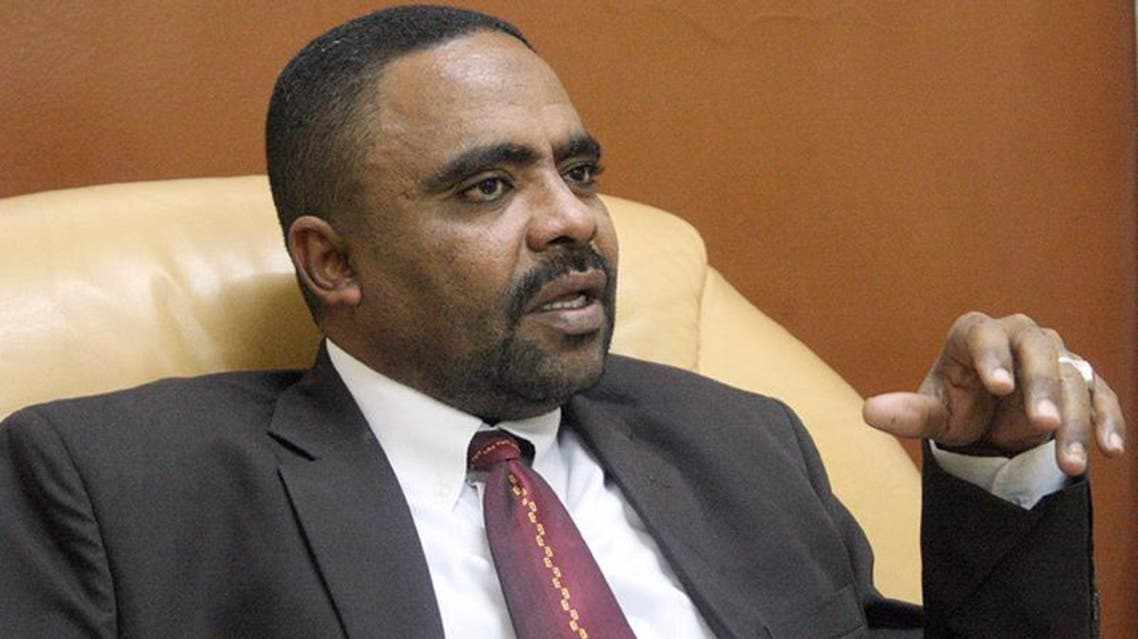 وزير الإرشاد والأوقاف السوداني عمار ميرغني