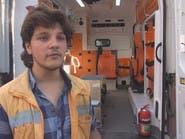 مسعف الطفل عمران يروي ما حصل وقت قصف الحي