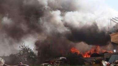 """المجلس المحلي في داريا يطالب بوقف """"الإبادة الجماعية"""""""