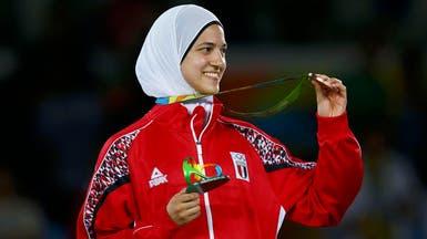 هداية تمنح مصر البرونزية الثالثة في أولمبياد ريو