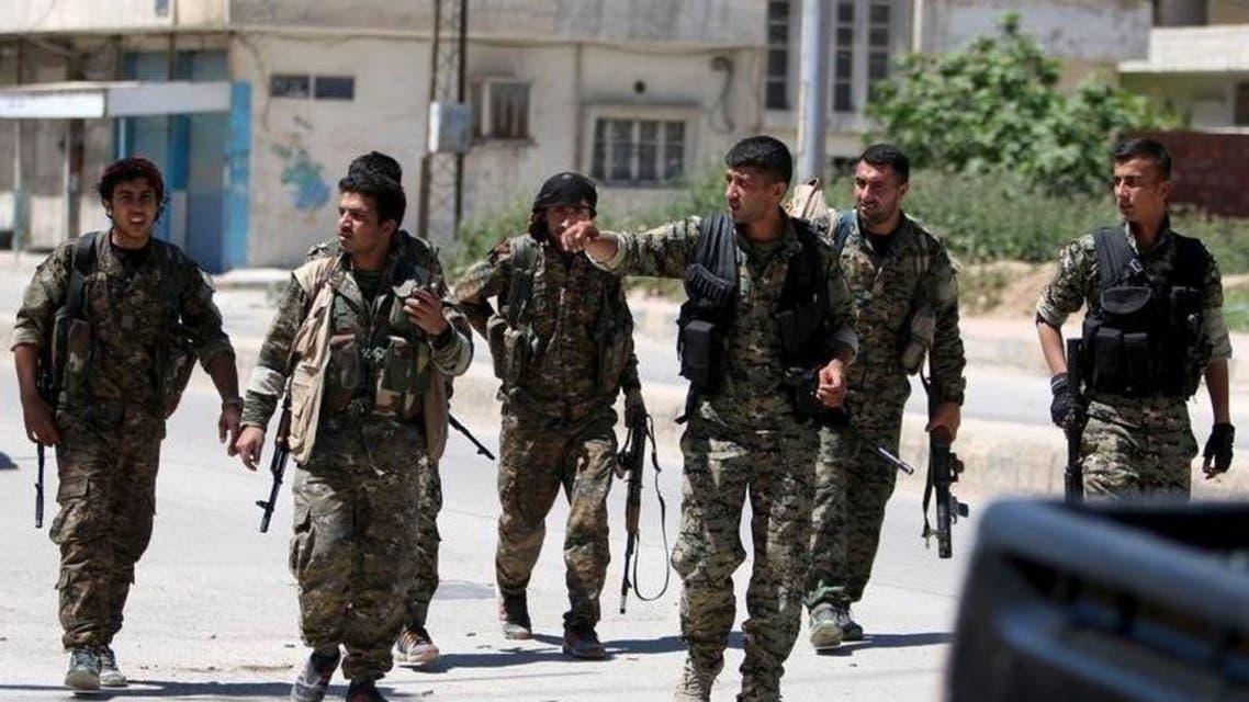 kurds syria reuters