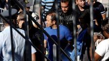 Greece hears asylum claim of Turkish 'coup' officers