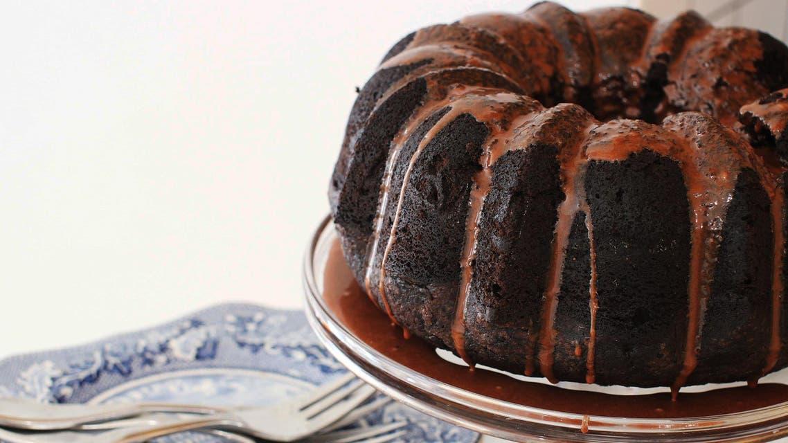 Chocolate cake (AP)