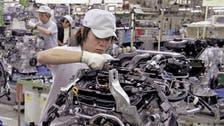 صناعة اليابان.. صعود شهري على أعتاب الانهيار