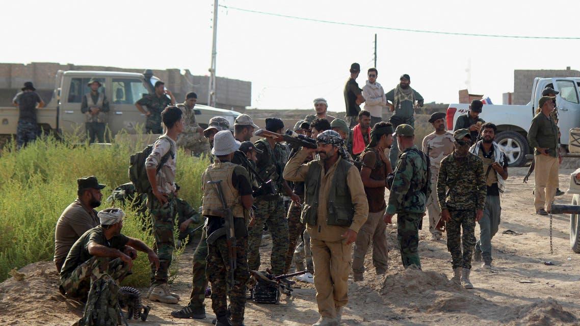 iraq forces anbar