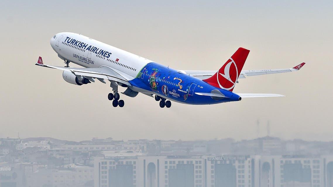 Turkish Airline ( AP)