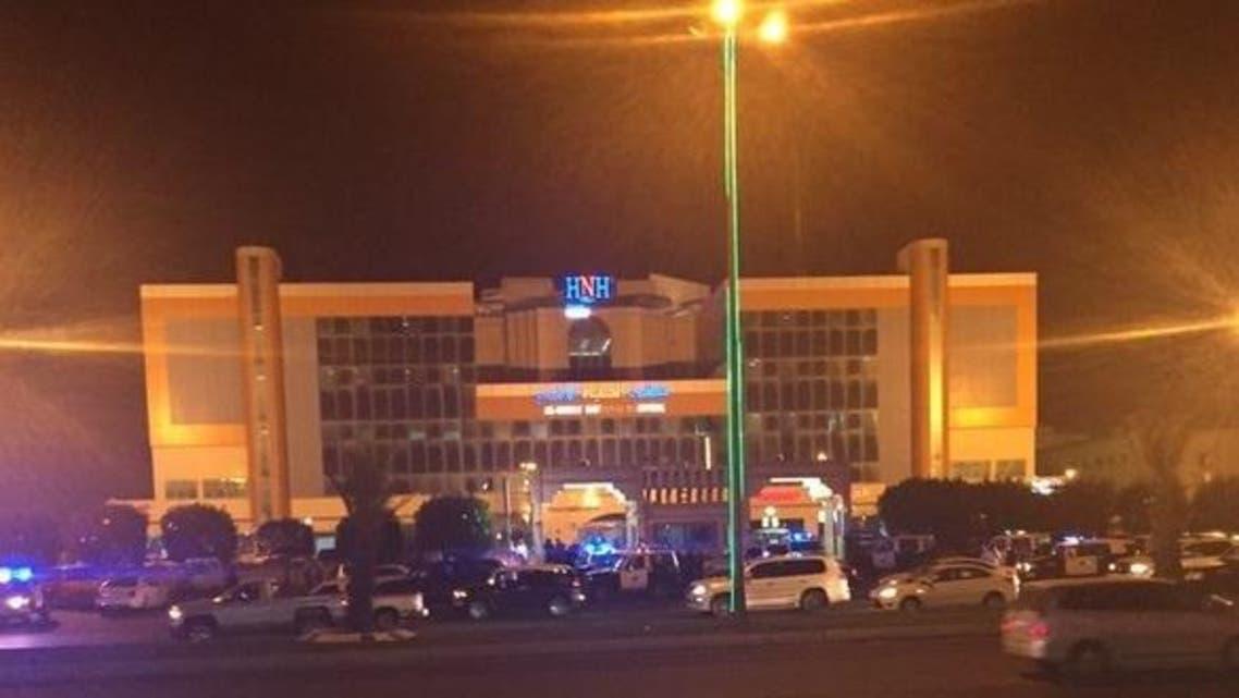 مستشفى الحياة الوطني - السعودية