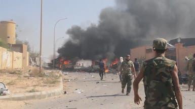 هجمات داعش الانتحارية شبح يطارد قوات الوفاق في سرت