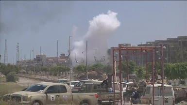 """ليبيا..إدانات للانقلاب على """"الوفاق"""" واشتباكات في طرابلس"""