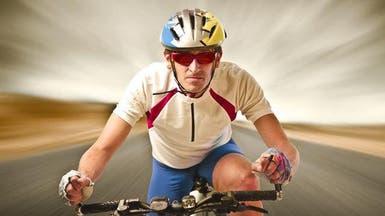 ركوب الدراجات قد يتسبب بإصابات خطرة.. والخوذة تقي نصفها