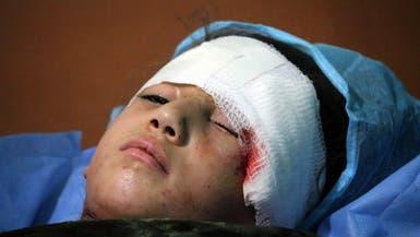 """صور أخرى لأكثر من """"عمران"""" في سوريا"""
