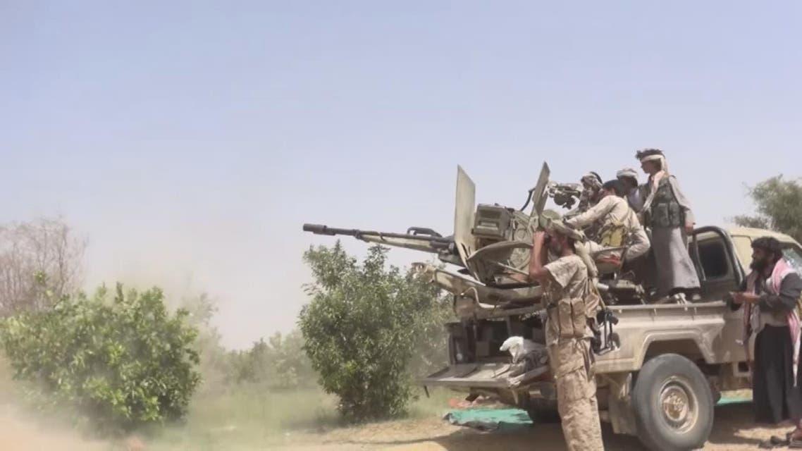THUMBNAIL_ القوات اليمنية تستعد فك الحصار عن غرب تعز
