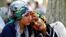 Remains of suicide vest found at Turkey blast site