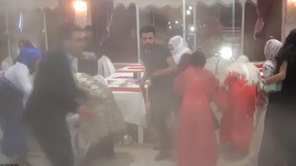 حفل الزفاف في غازي عنتاب