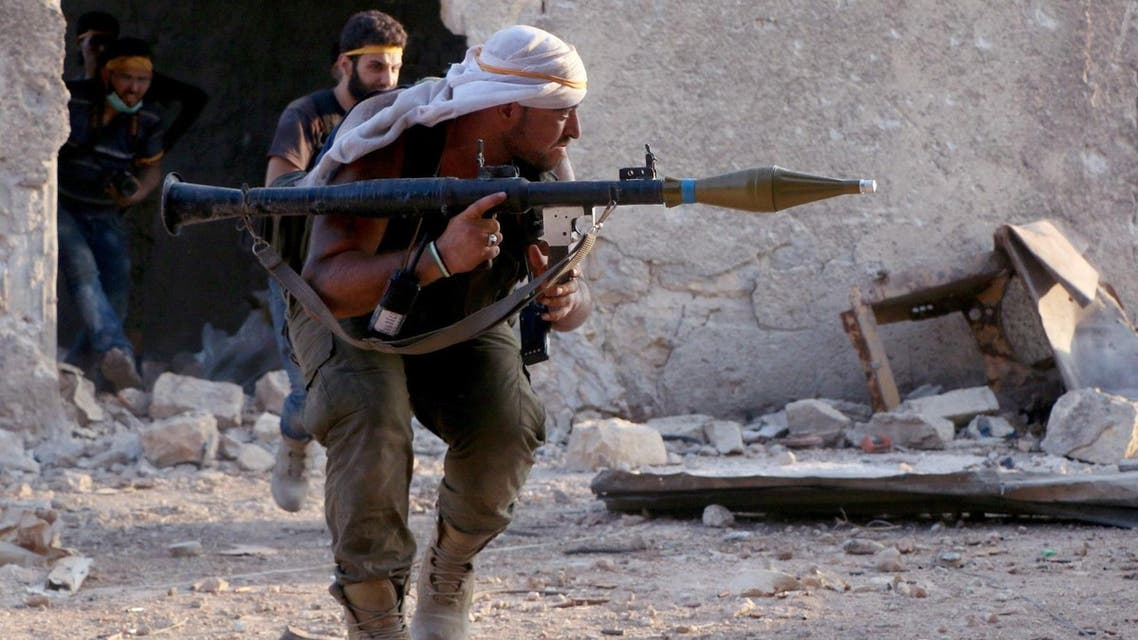 فصائل من المعارضة السورية