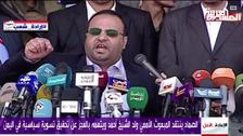 قيادي حوثي يتحدث عن تشكيل حكومي بين شريكي الانقلاب