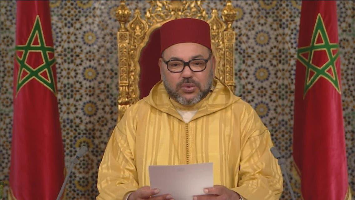 THUMBNAIL_ كلمة العاهل المغربي الملك محمد السادس