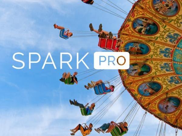 """Spark Pro لتحرير الفيديوهات بسهولة على أجهزة """"آيفون"""""""