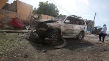 Al Shabaab car bomb outside Mogadishu army base kills at least 15