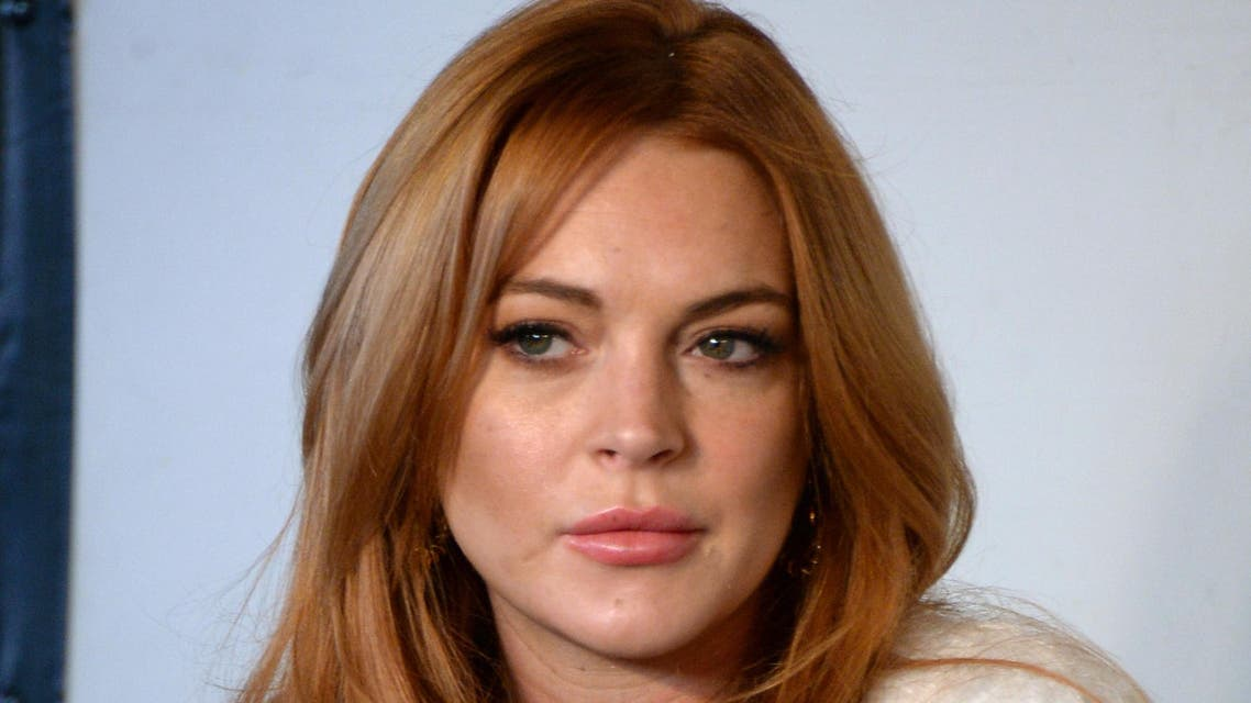 PARK CITY, UT - JANUARY 20: Actress Lindsay Lohan attends the Lindsay Lohan Press Conference at Social Film Loft during the 2014 Park City on January 20, 2014 in Park City, Utah. Andrew H. Walker/Getty Images/AFP