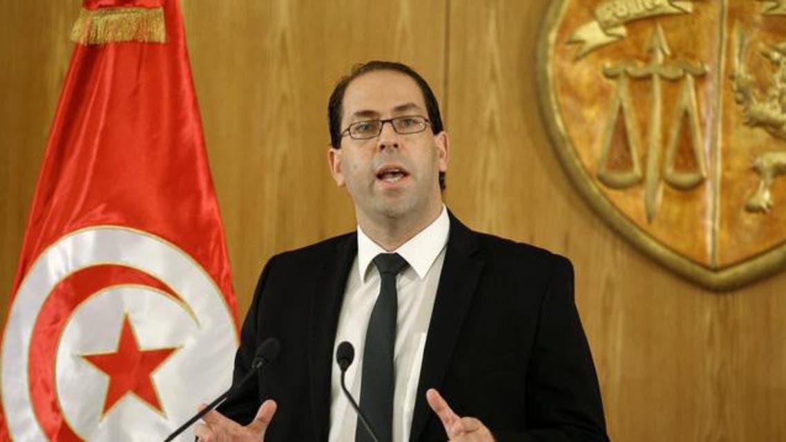 تونس- رئيس الحكومة المكلف يوسف الشاهد