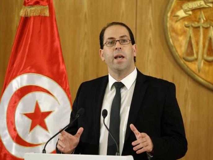 """رئيس الحكومة التونسية يتوعد بسجن """"رؤوس الفساد"""""""