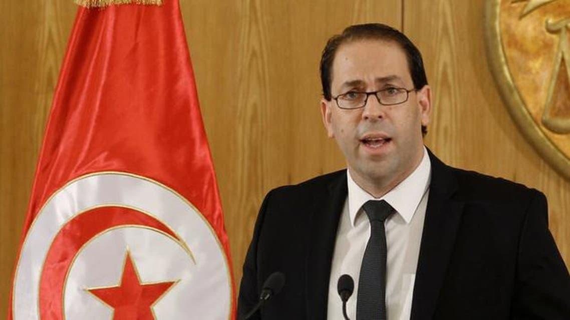 تونس- يوسف الشاهد