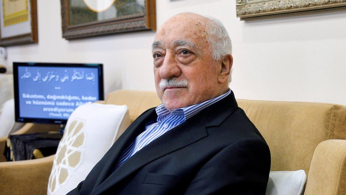 U.S. based cleric Fethullah Gulen at his home in Saylorsburg, Pennsylvania, U.S. July 29, 2016. (Reutetrs)