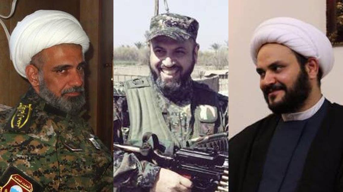 عملاء إيران المتورطون بمحاولة اغتيال سفير السعودية بالعراق