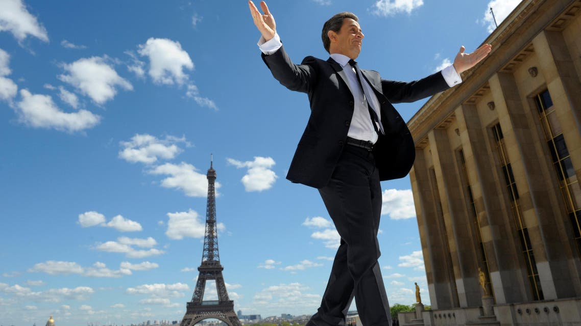 The first step in what Sarkozy's hopes will be a triumphant return to France's presidential palace next year. (File photo: Reuters)