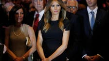 Mrs. Trump sues daily for '100% false' report claiming she was an escort