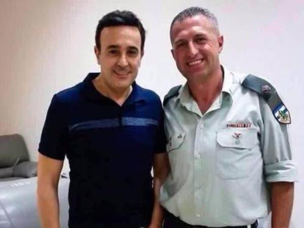ما حقيقة الصورة التي جمعت صابر الرباعي بضابط إسرائيلي؟