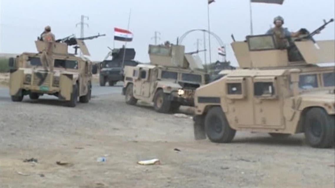 THUMBNAIL_ العراق.. انطلاق عملية استعادة القيارة من داعش