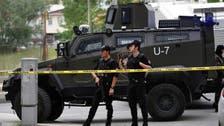 Two soldiers killed in blast in Turkey's southeast