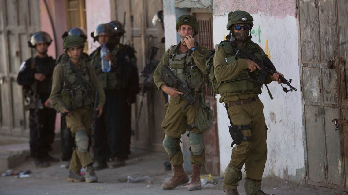 israel forces