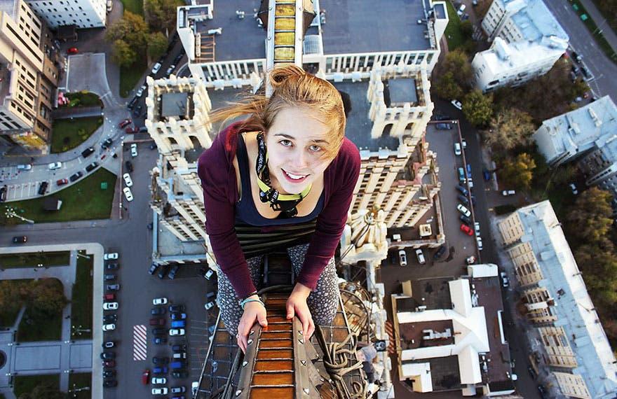 اخطر صور سيلفي في العالم  the most dangerous selfie in the world