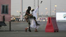 Saudi foils fresh attack on a restaurant