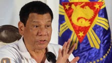 Philippines' Duterte threatens martial law