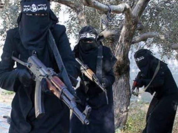 داعش يستخدم نساءه للدفاع عن آخر معاقله غرب الموصل